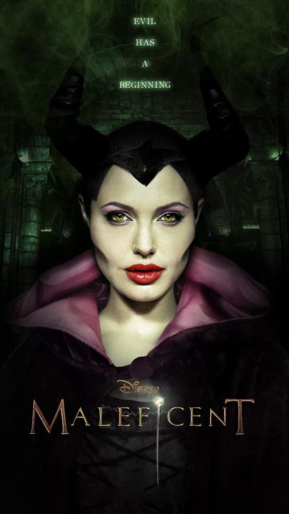 Maleficent movie Angelina Jolie
