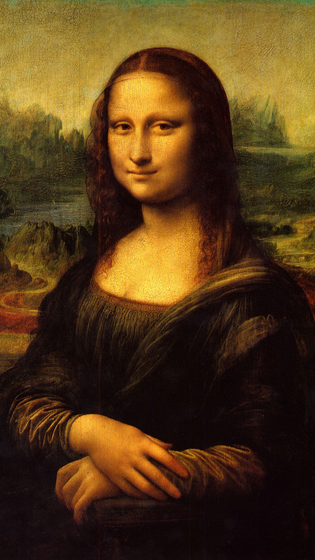 Mona Lisa htc one wallpaper