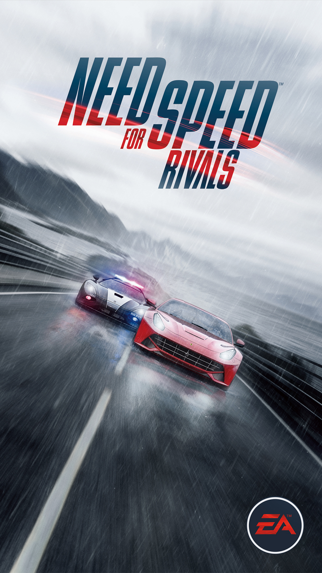 Need for Speed Rivals htc one wallpaper
