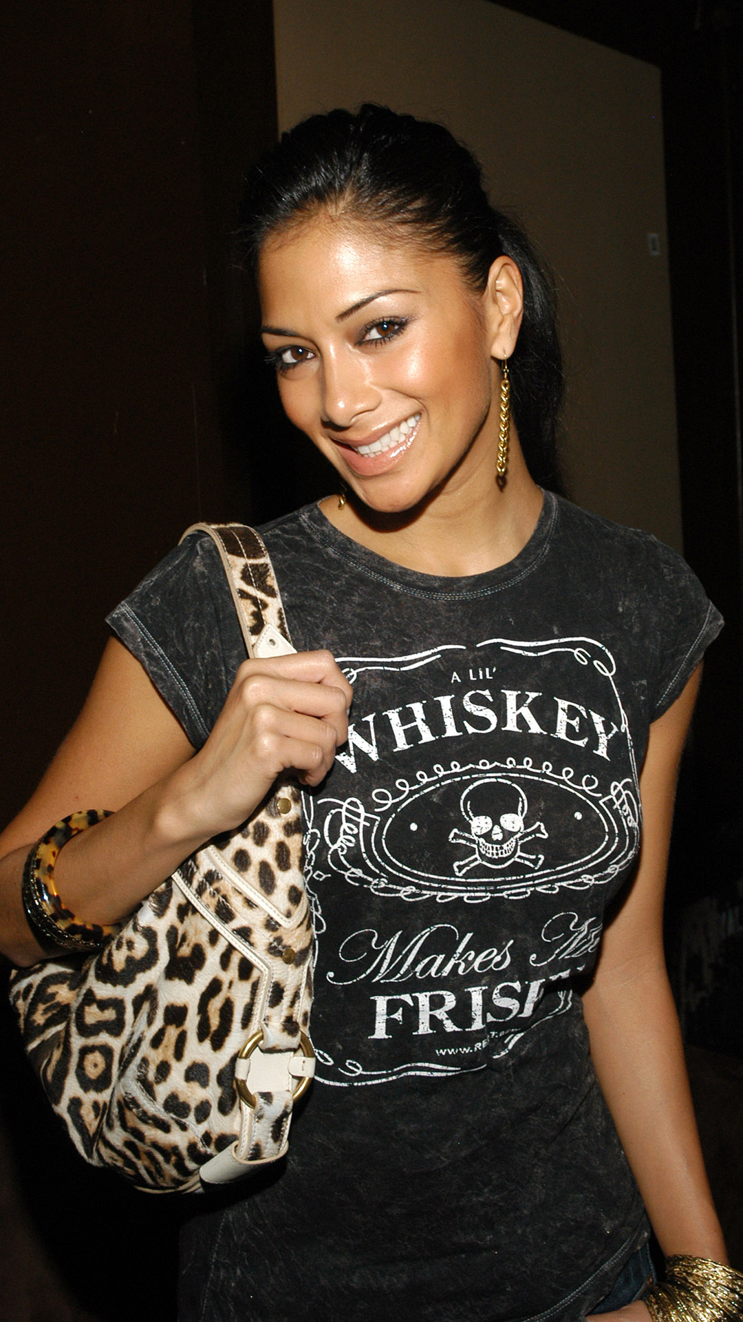 Nicole Scherzinger htc one wallpaper