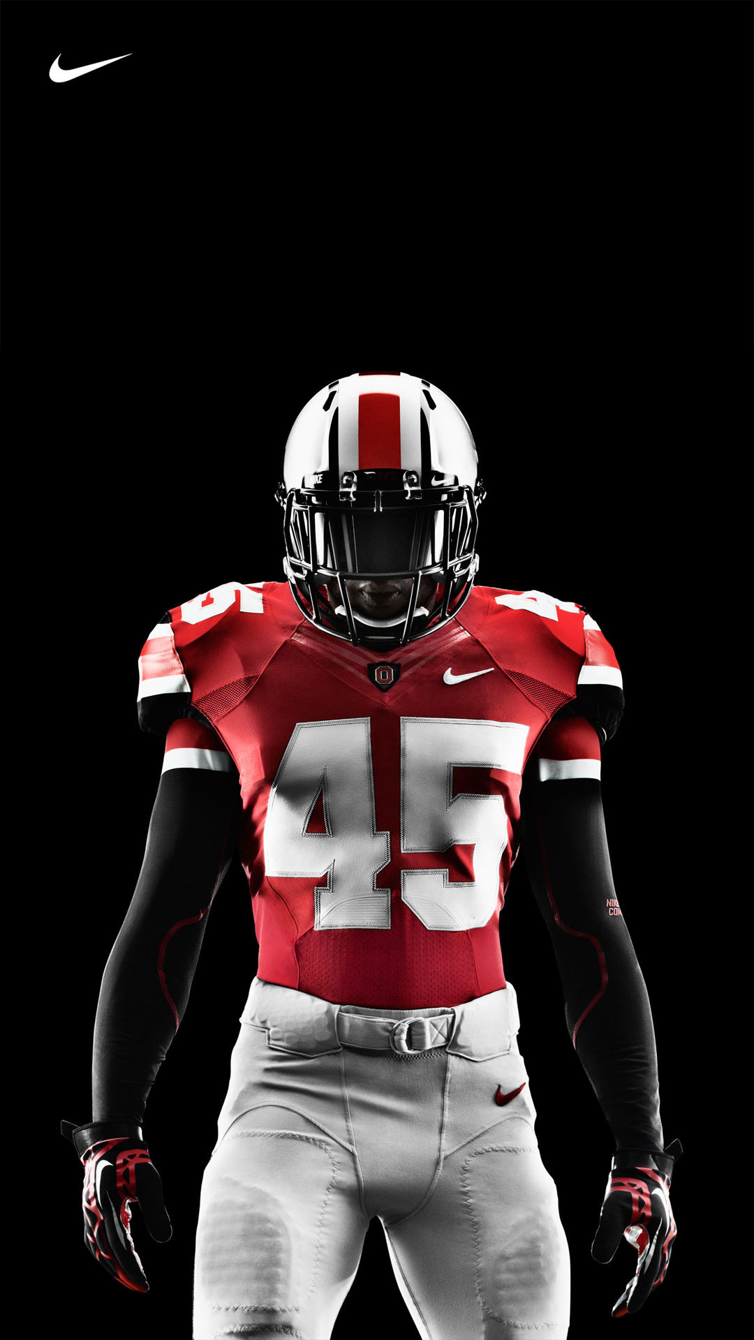 Ohio State Nike Pro Combat Ohio State Football Wallpaper Nike
