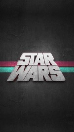 Old School Force Star Wars htc one wallpaper