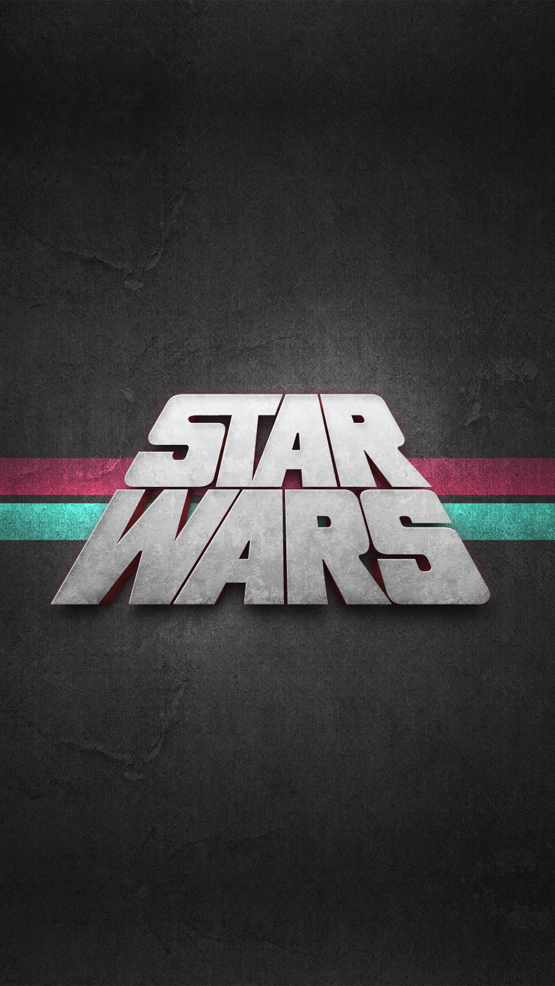 Old School Force Star Wars htc one wallpaper