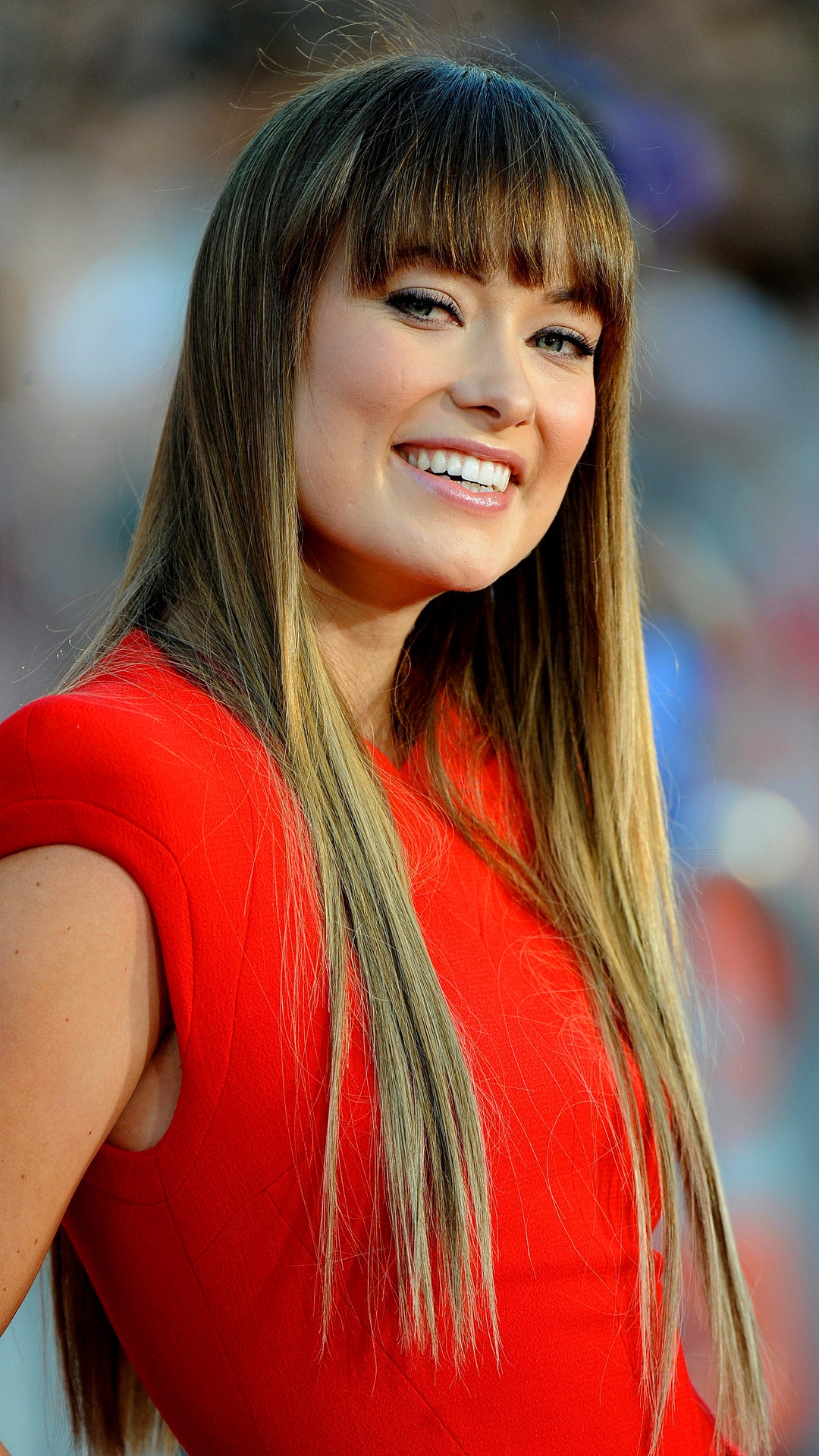Olivia Wilde htc one wallpaper