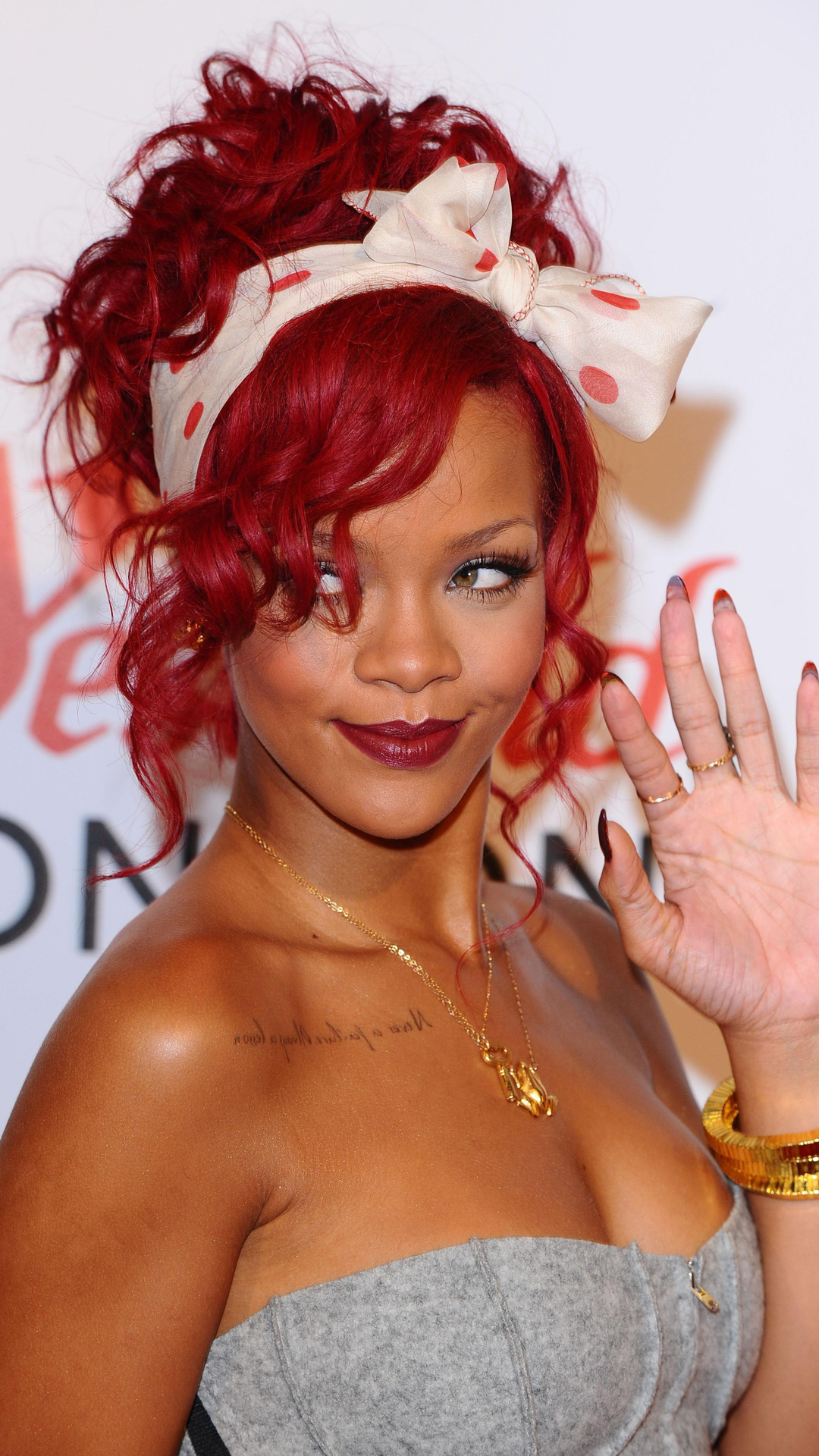 Rihanna htc one wallpaper