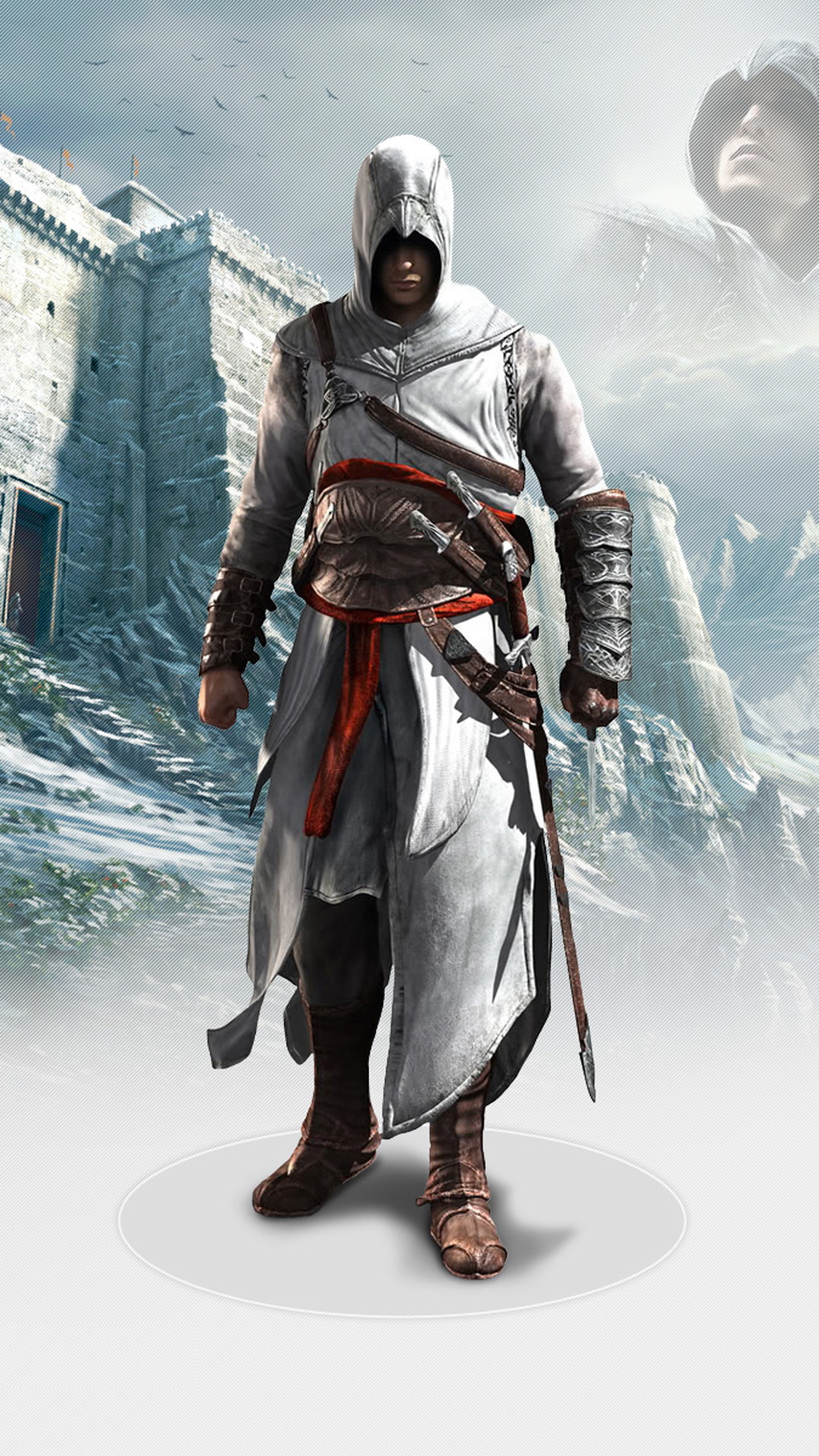 Assassins creed htc one wallpaper