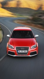 Audi RS 3 sportback htc one wallpaper