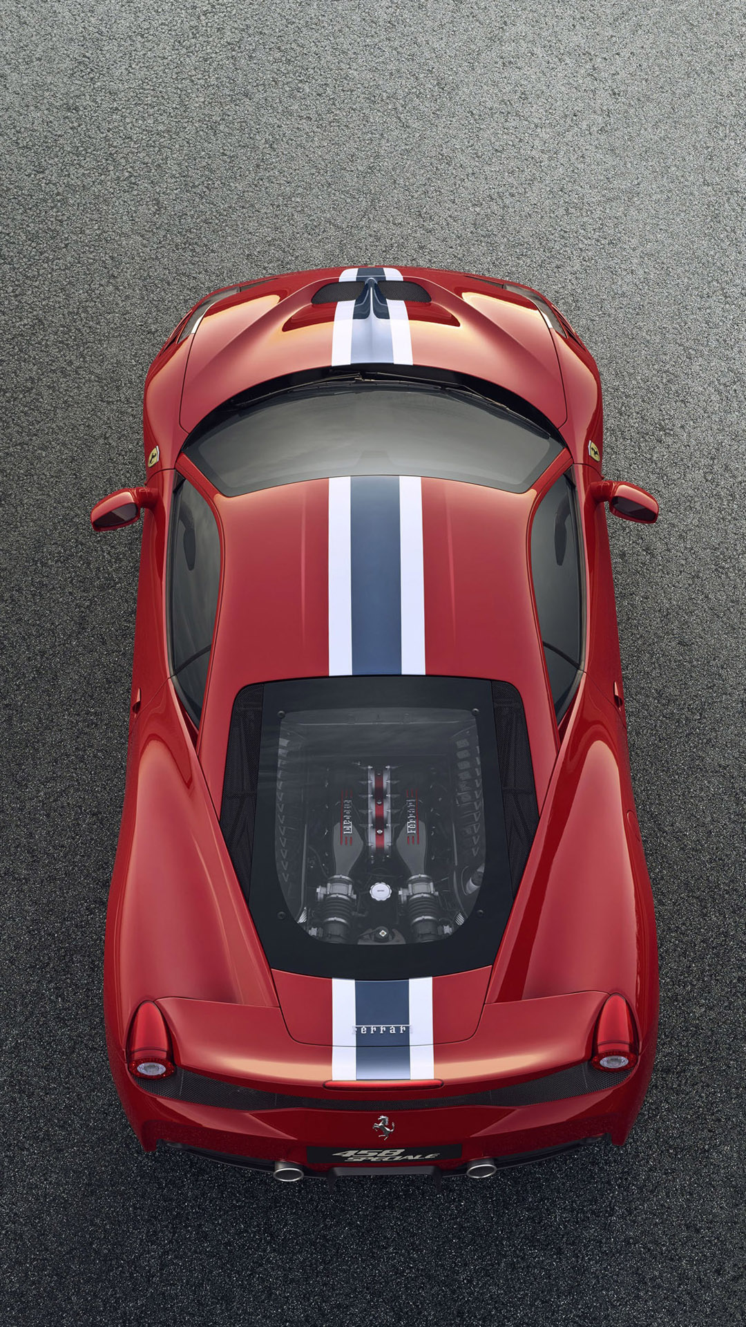 Ferrari 458 speciale htc one wallpaper