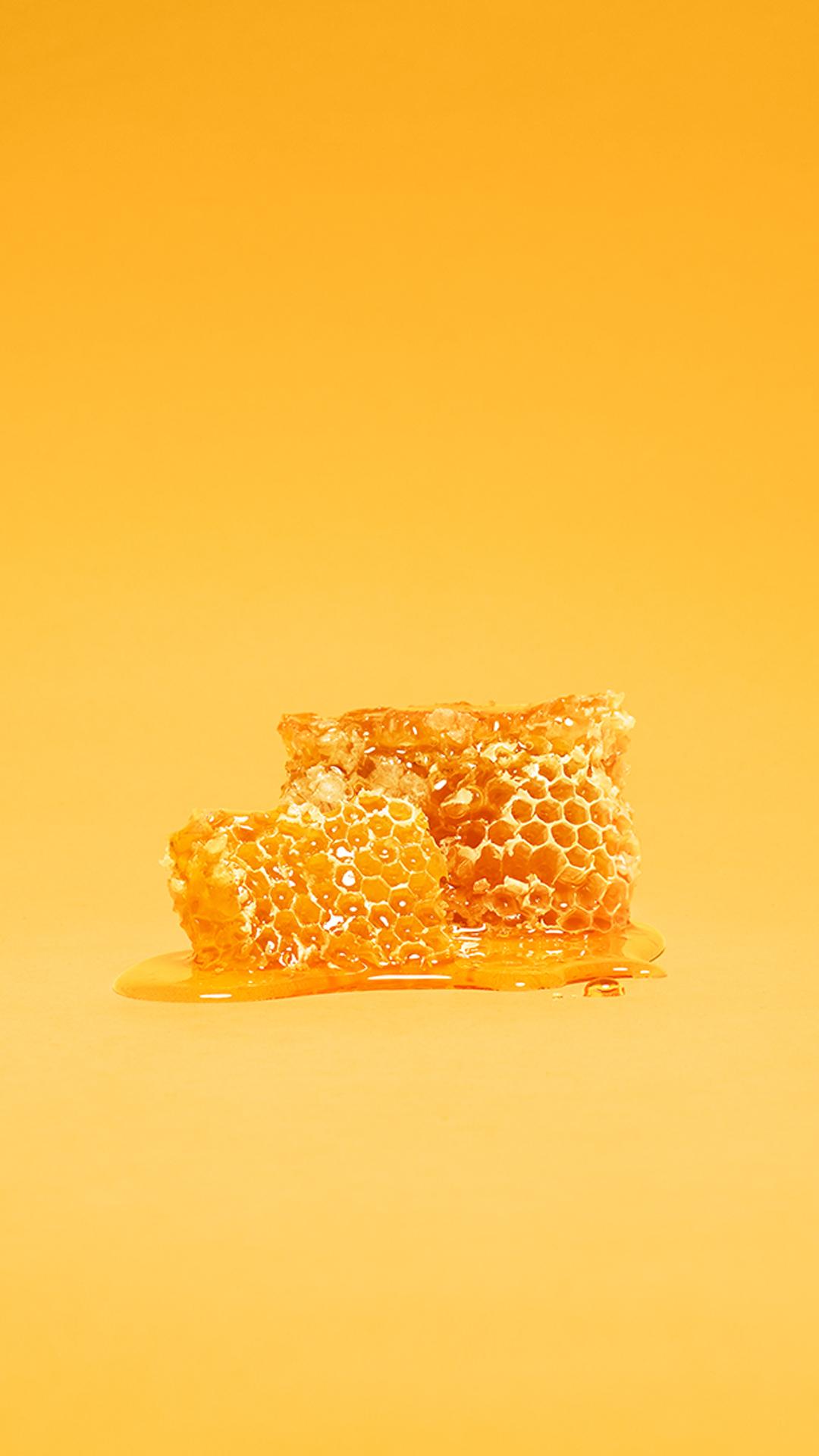 Honey htc one wallpaper