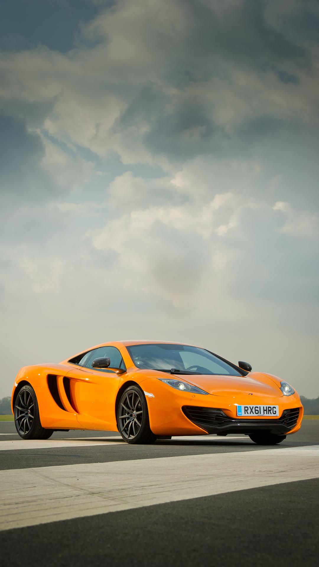McLaren htc one wallpaper