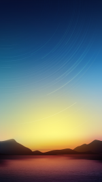 Sunset htc one wallpaper
