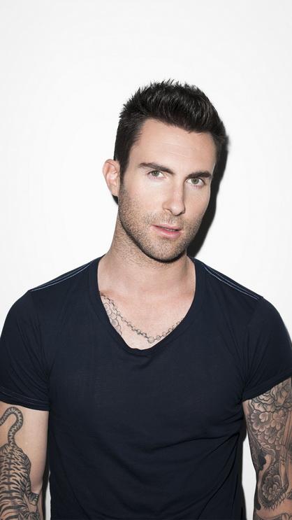 Adam Levine Maroon5