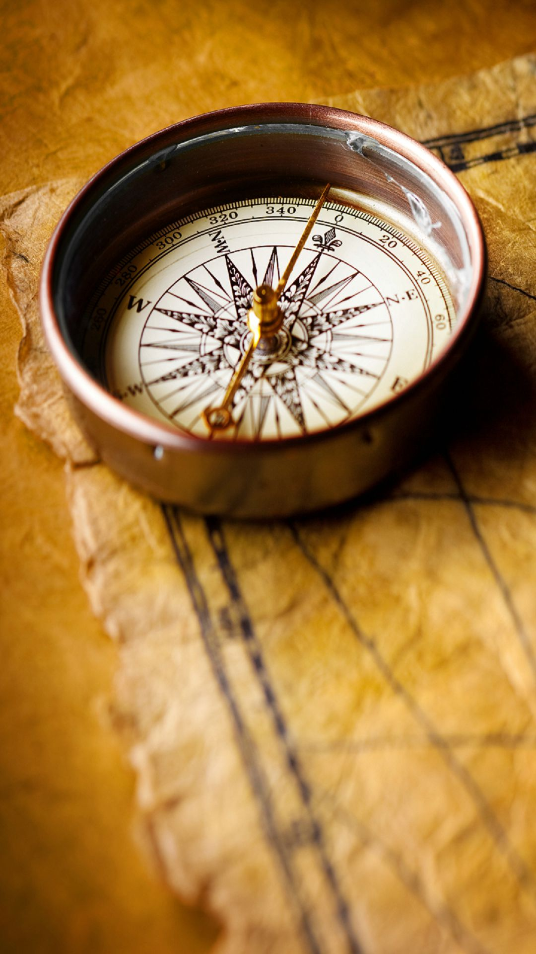 Antique Compass Htc One Wallpaper Best Htc One Wallpapers
