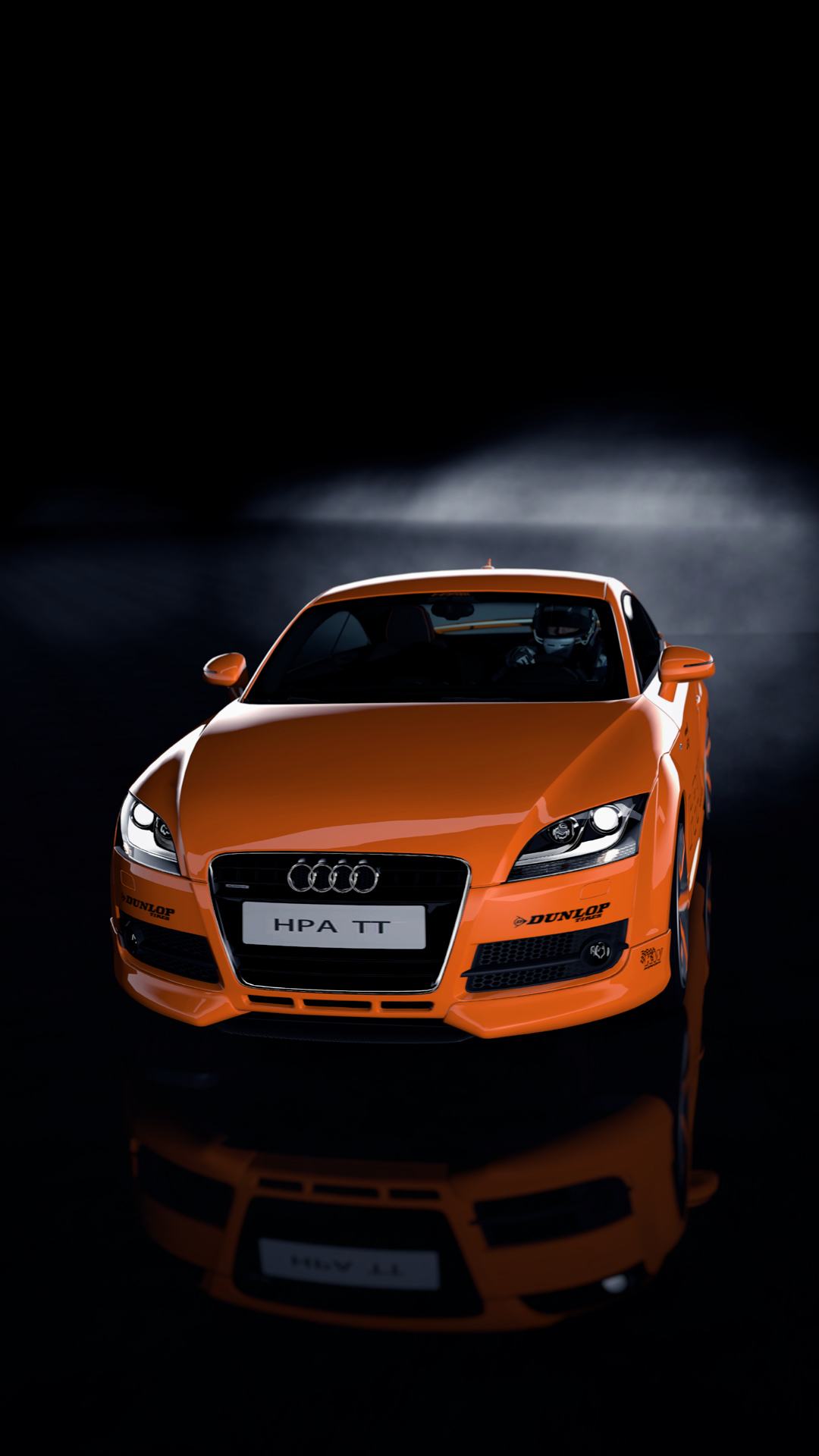 Audi TT htc one wallpaper