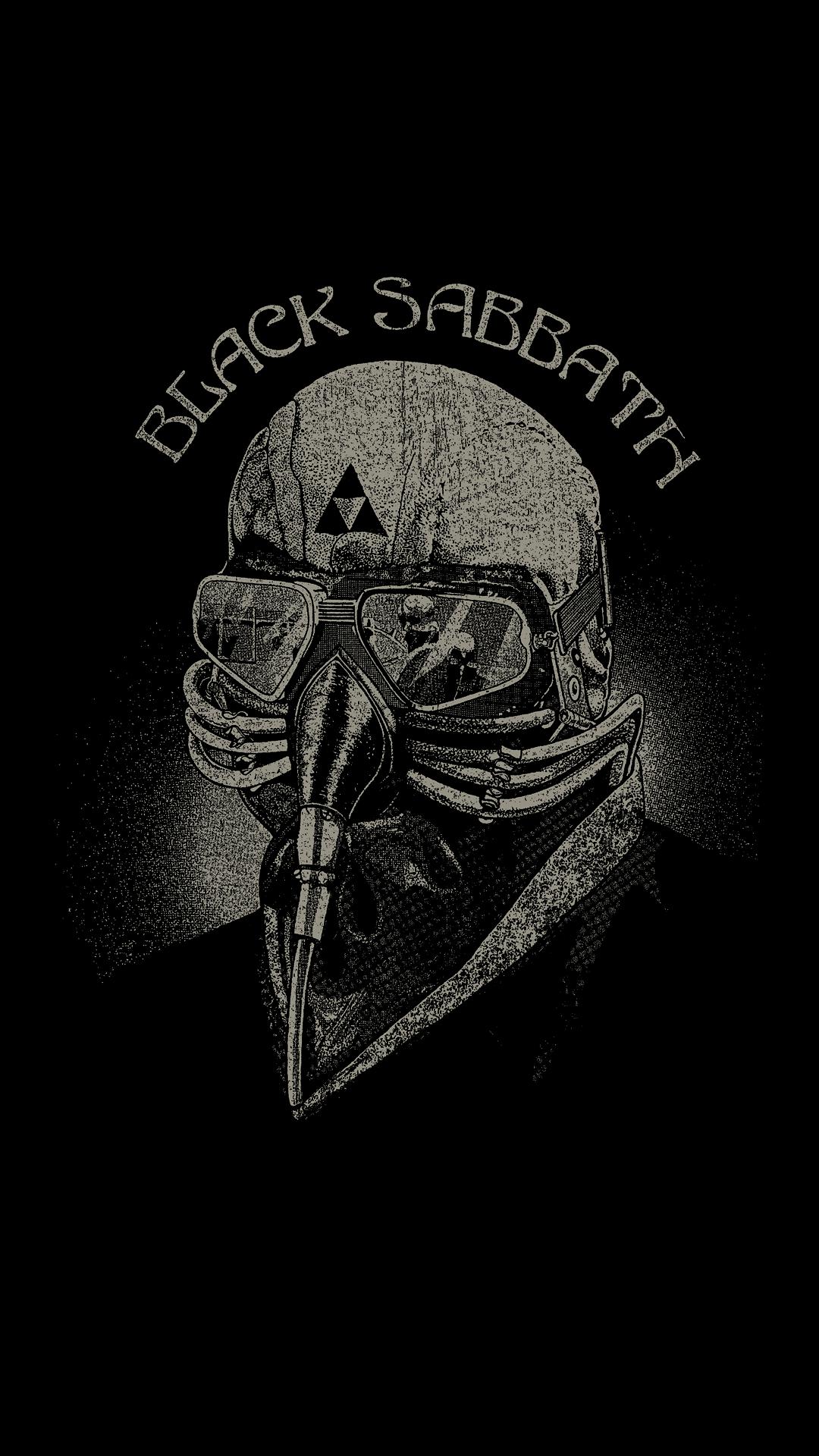 Black Sabbath htc one wallpaper