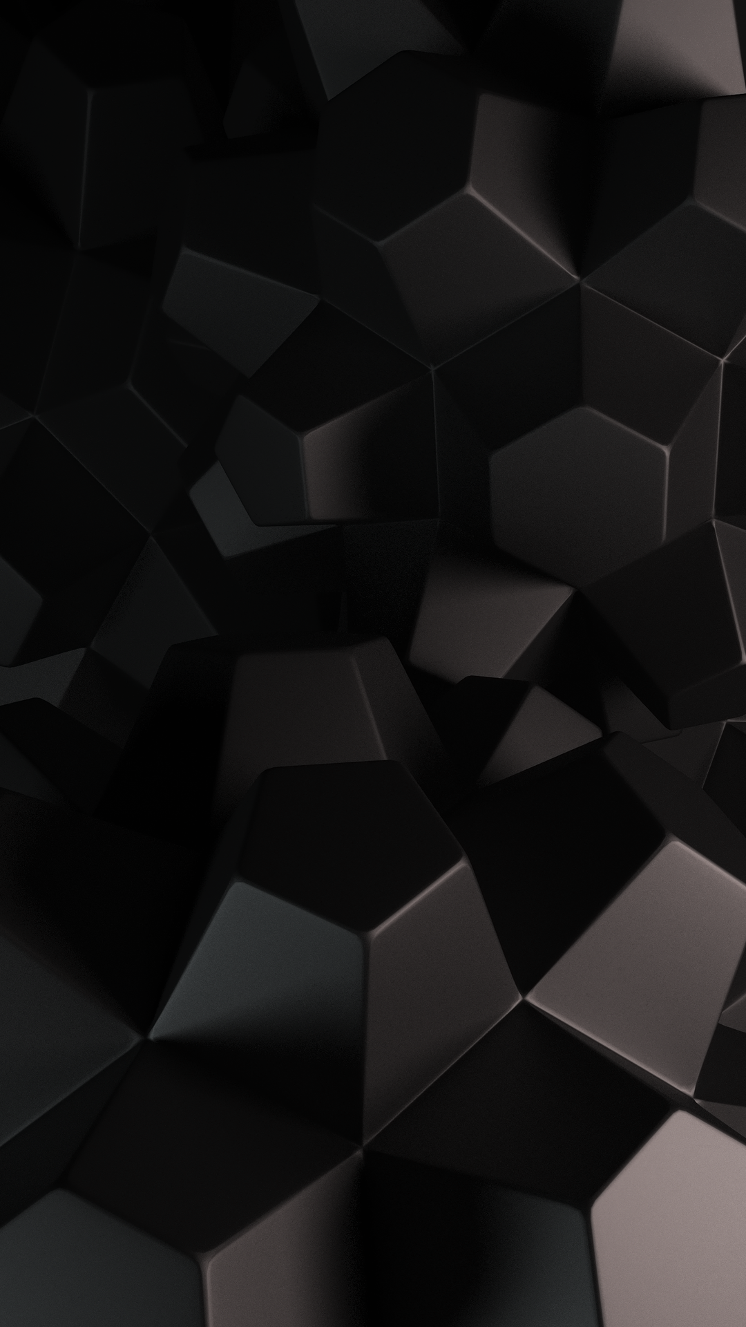 Black abstract htc one wallpaper