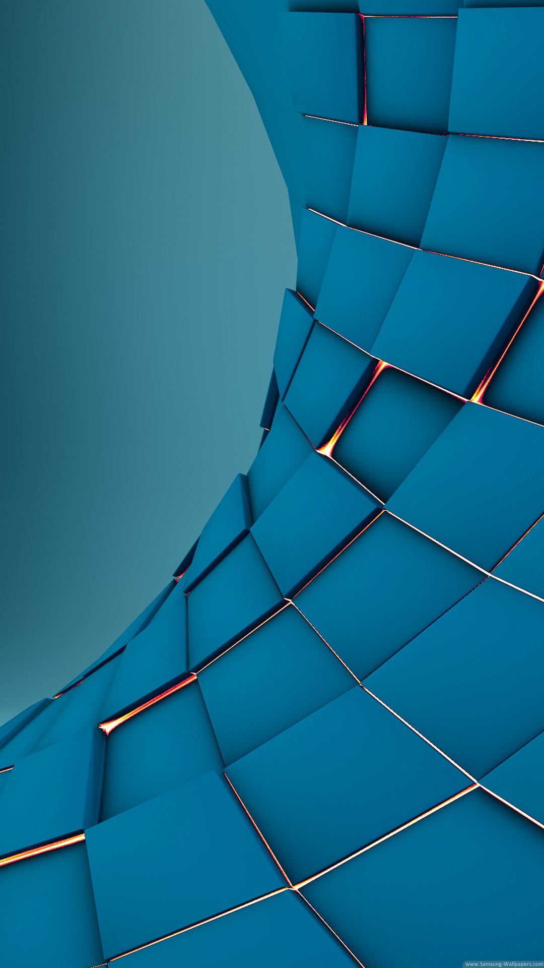 Blue abstract htc one wallpaper best htc one wallpapers for Abstract smartphone wallpaper