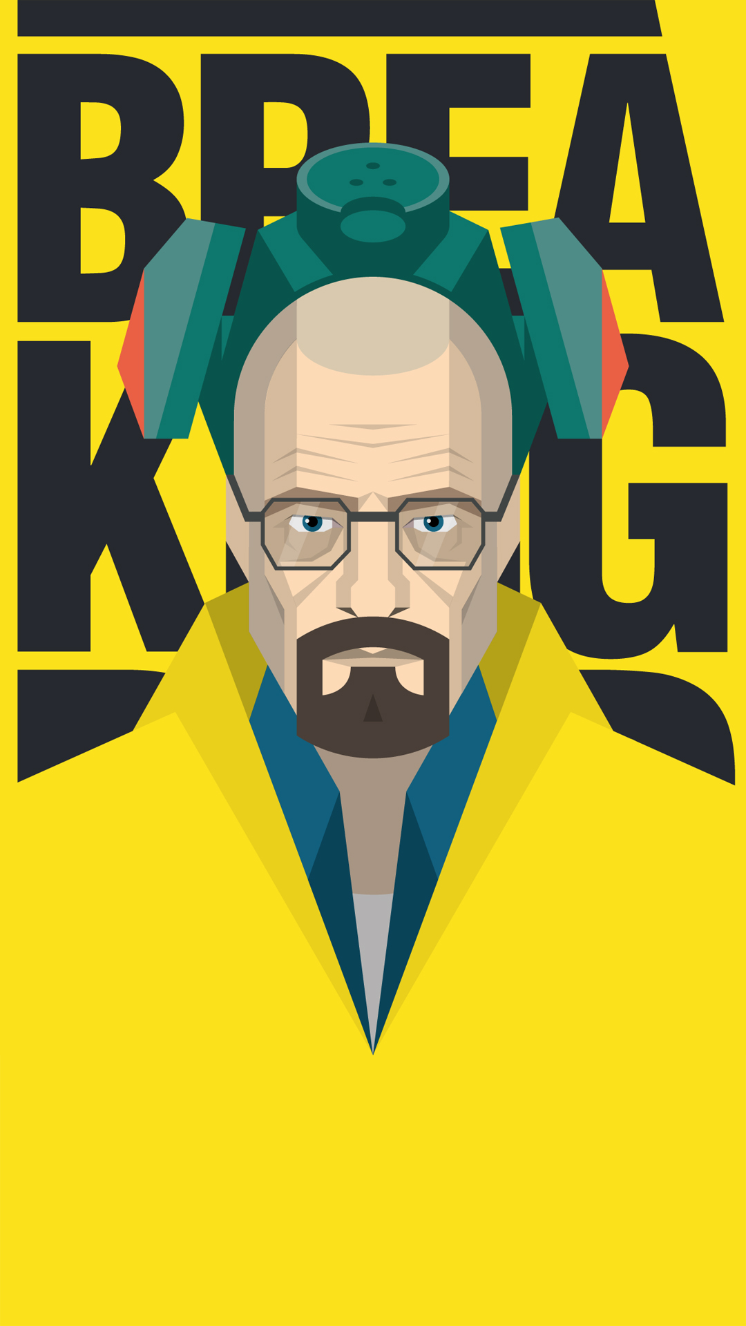 Breaking Bad Heisenberg 1080x1920 wallpaper