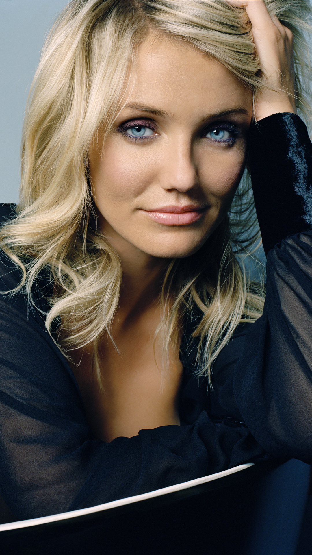 Cameron Diaz htc one wallpaper