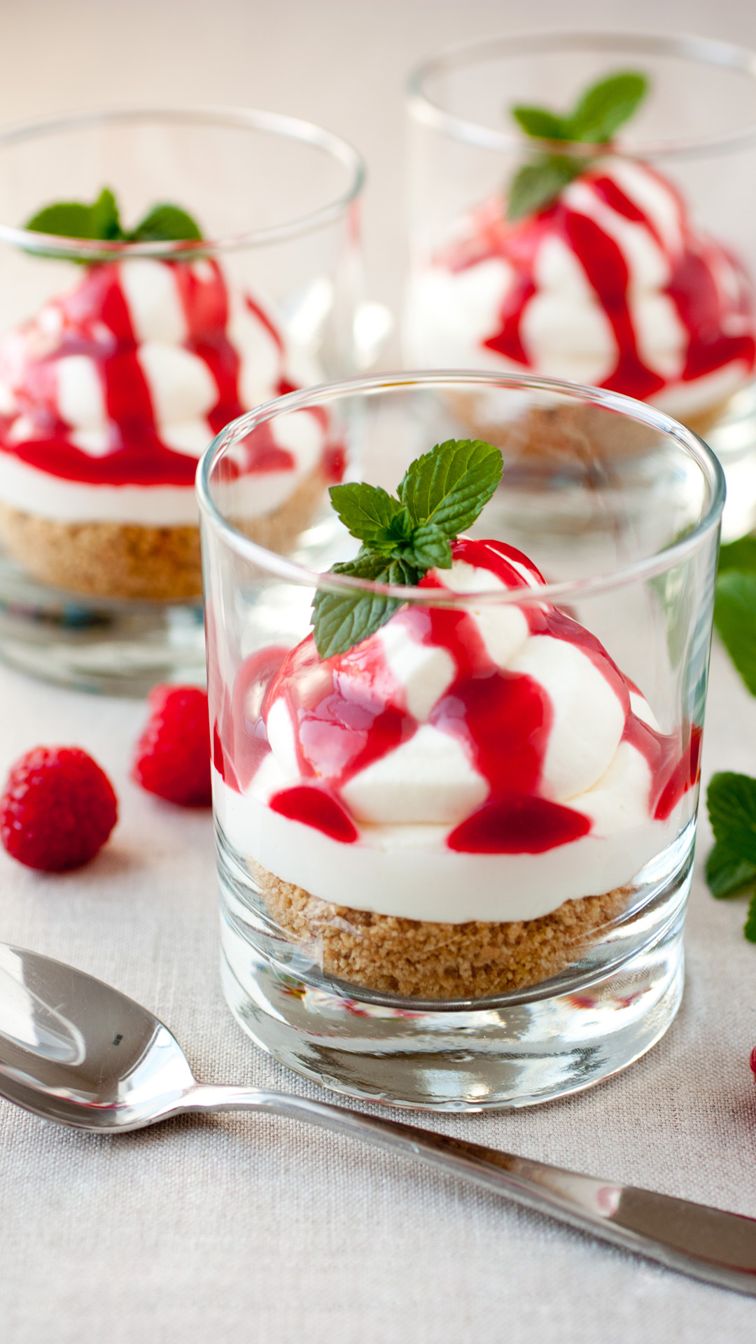 Cheesecake mousse htc one wallpaper