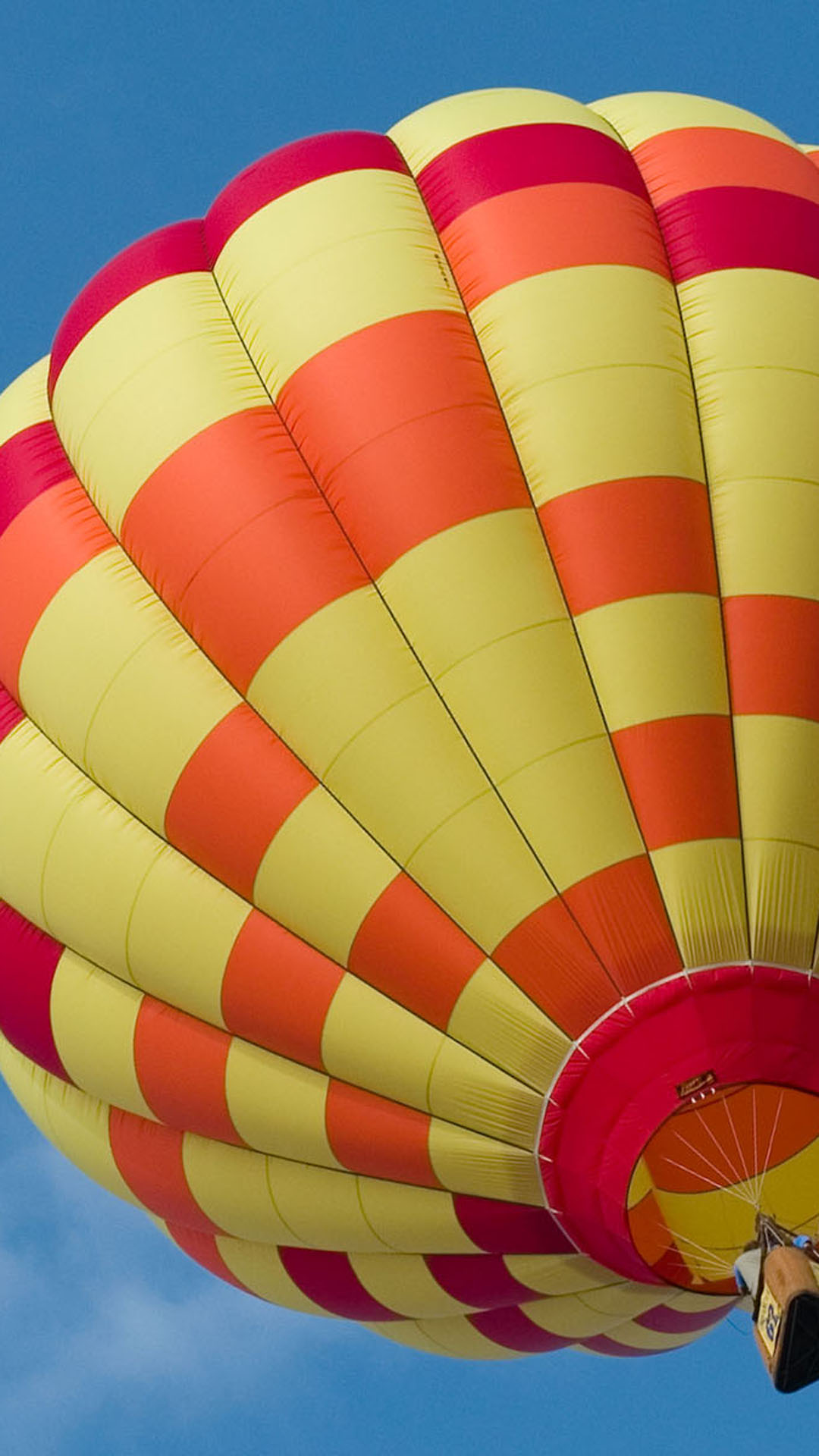 Colorful balloon htc one wallpaper