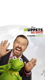 Disney muppets most wanted Kermit the Frog