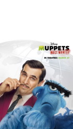 Disney muppets most wanted Sam the Eagle