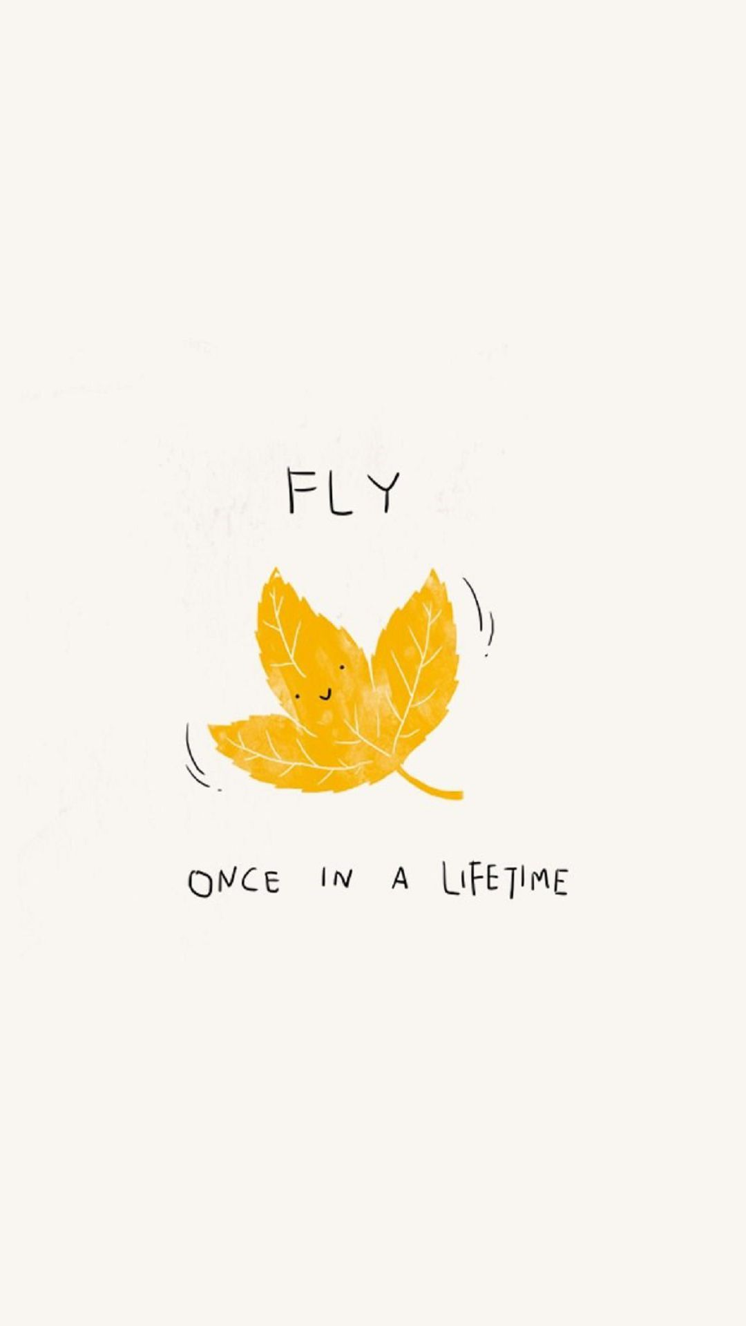 Fly Once In A Lifetime