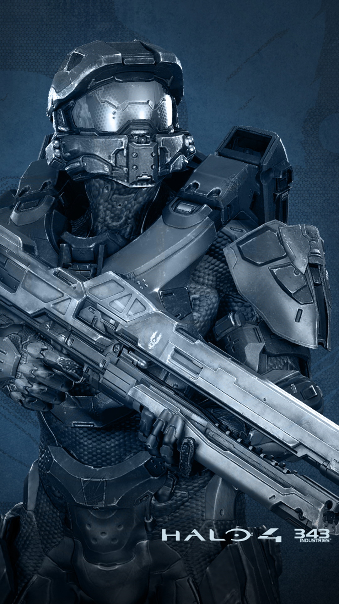 Game Halo 4 htc one wallpaper
