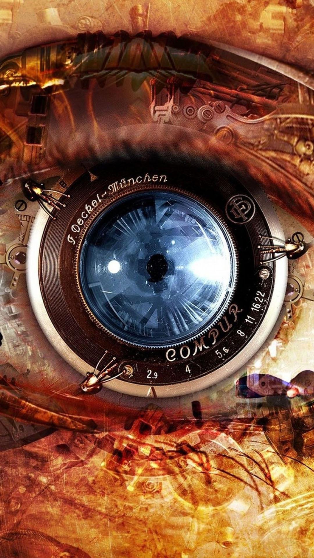 HI Tech Camera Lens Eye htc one