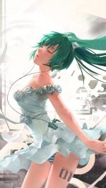Hatsune Miku Vocaloid anime