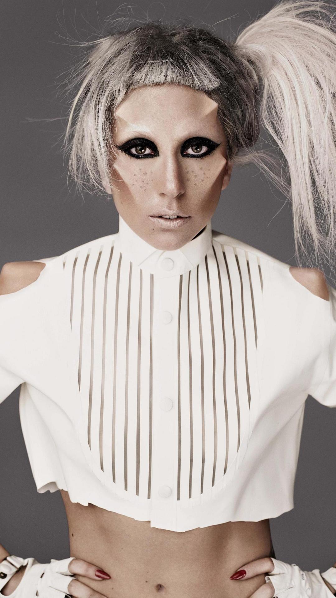 Lady Gaga htc one wallpaper