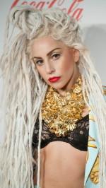 Lady Gaga Performs at Jingle Bell Ball
