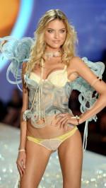 Martha Hunt At Victorias Secret 2014 Fashion Show