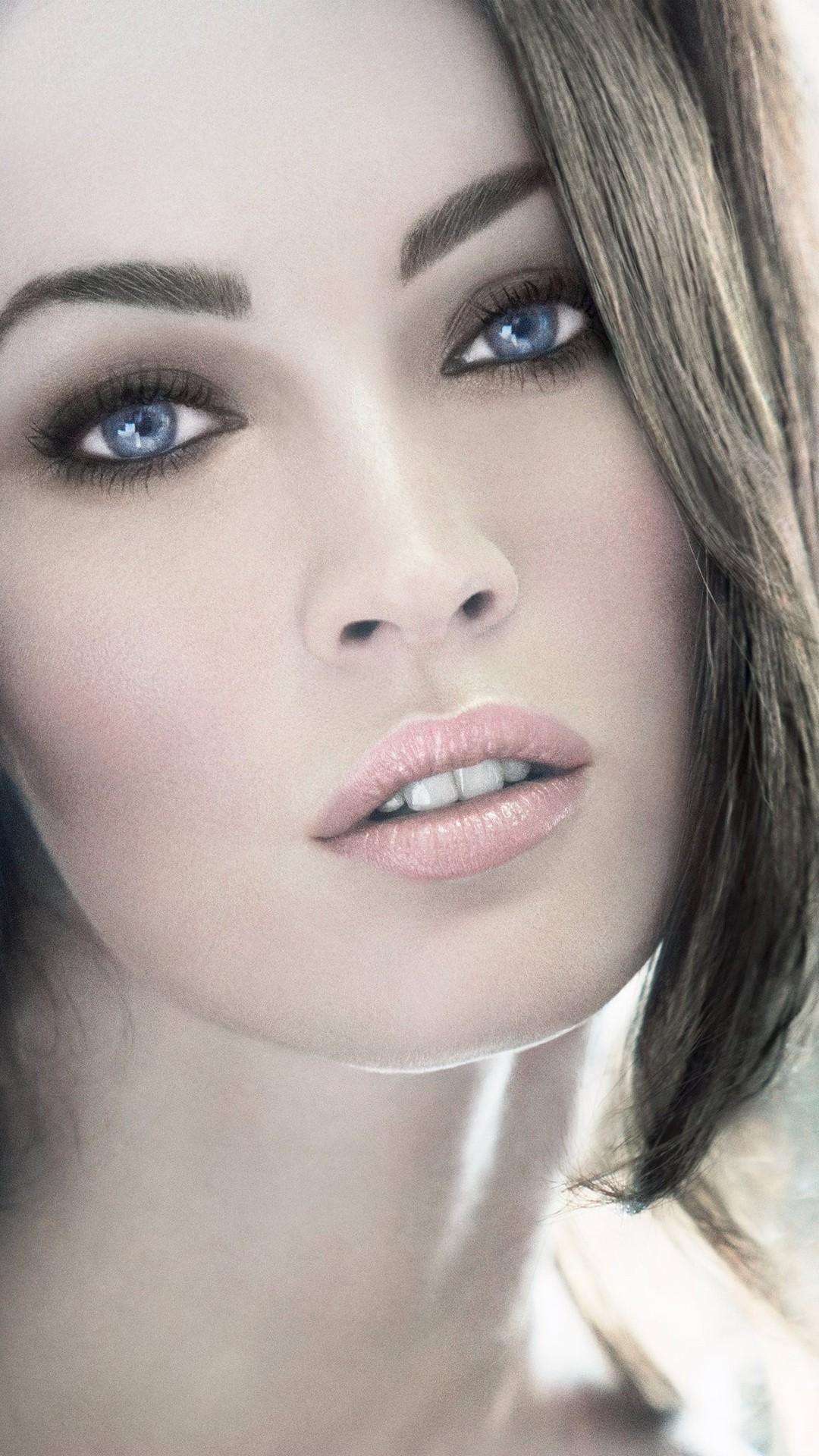 Megan Fox beauty htc one wallpaper