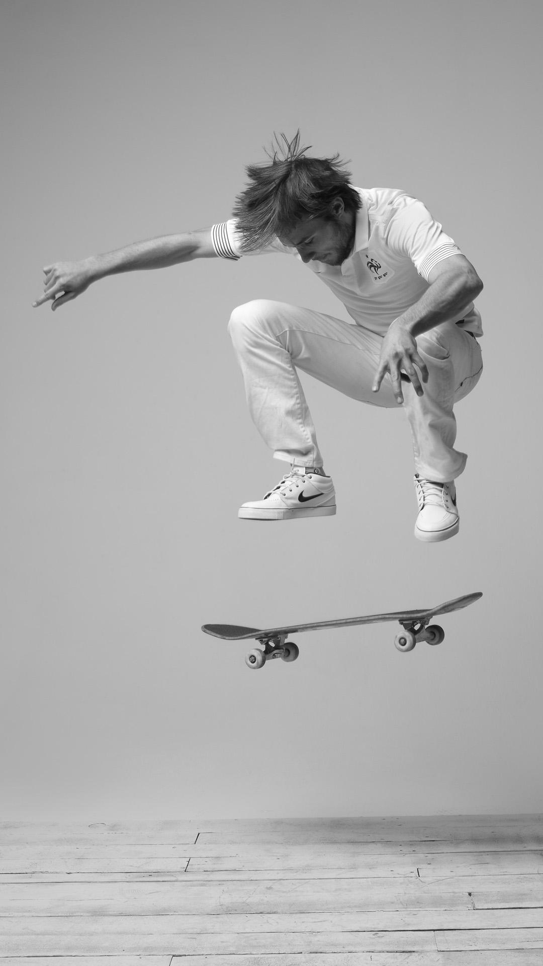 Nike Skateboard htc one wallpaper