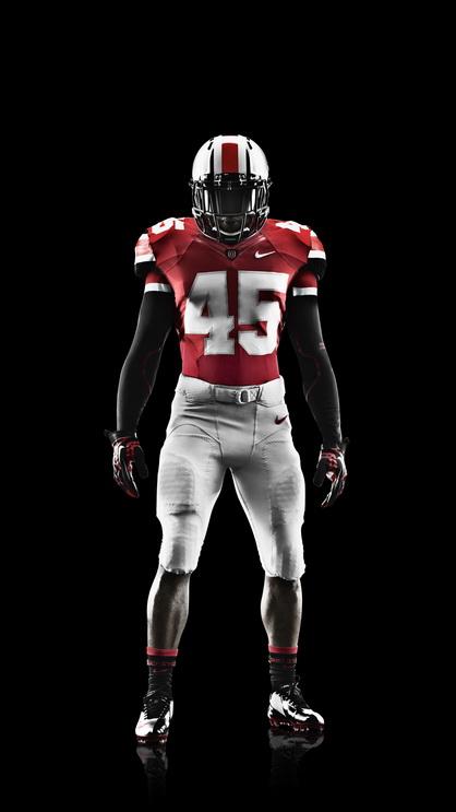 Ohio State uniform