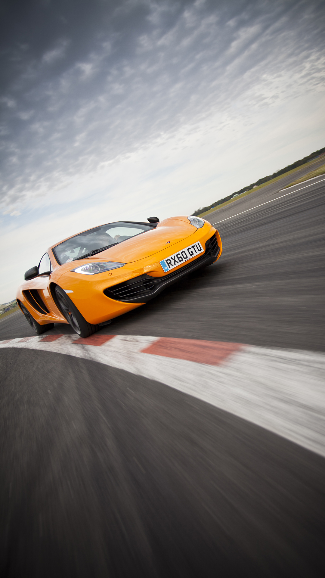 how to draw a mclaren mp4 12c step by step