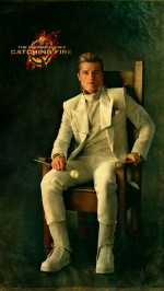 Peeta The Hunger Games Catching Fire