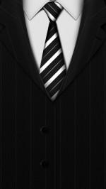 Suit htc one wallpaper