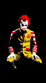 The Joker Ronald Mcdonald