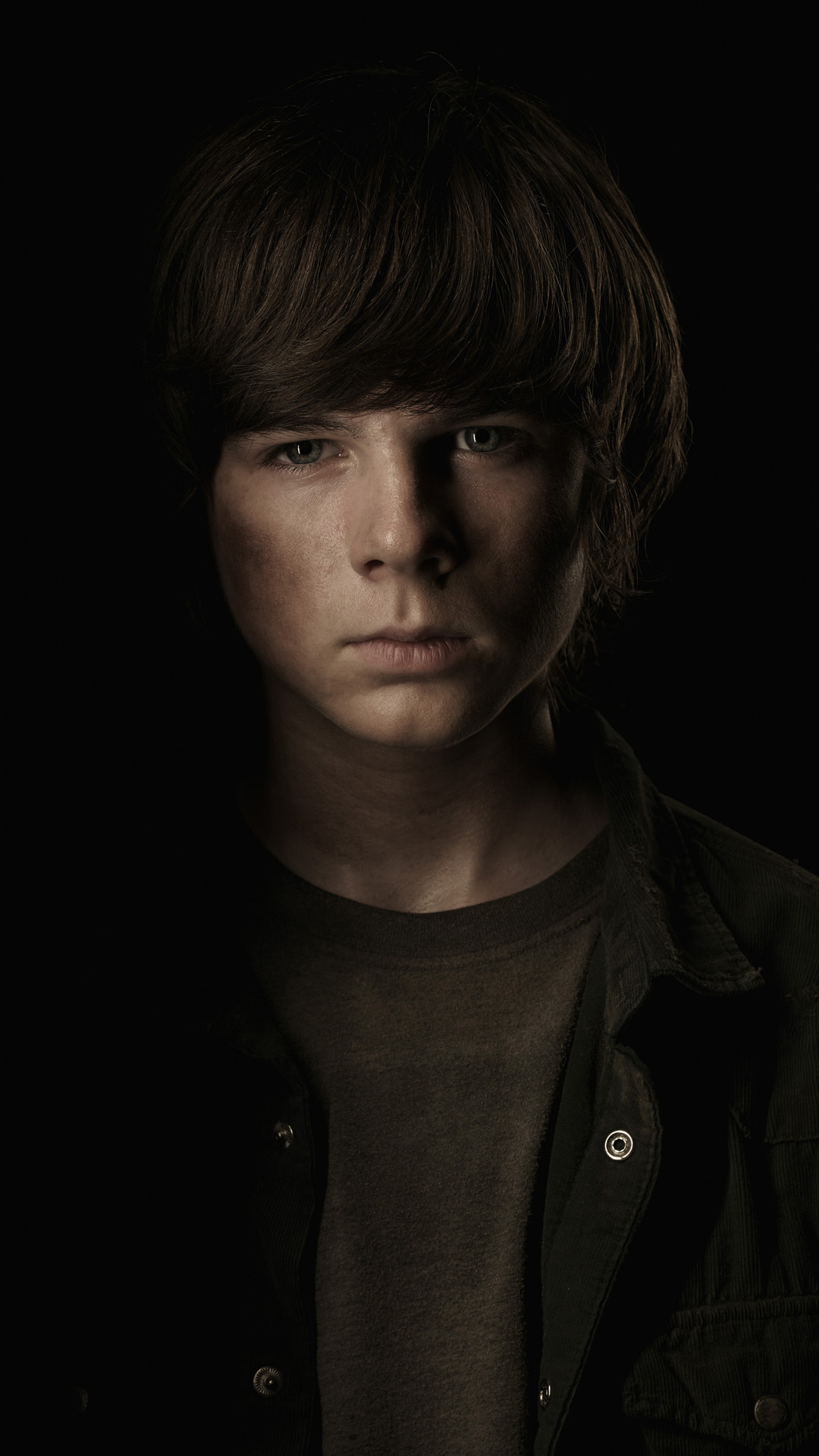 the walking dead chandler riggs - best htc one wallpapers