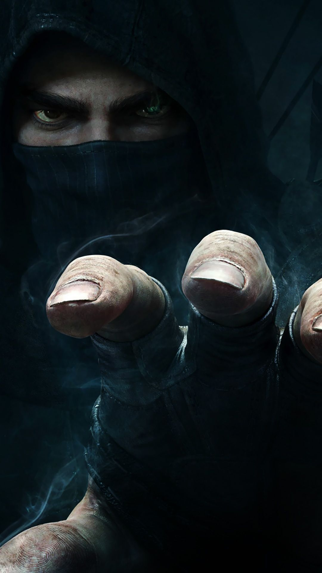 Thief htc one wallpaper