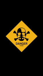 Walter White danger sign 1080×1920