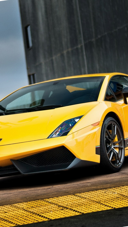 aventador yellow wallpaper