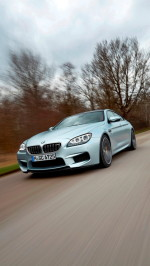 BMW M6 Gran Coupe sport
