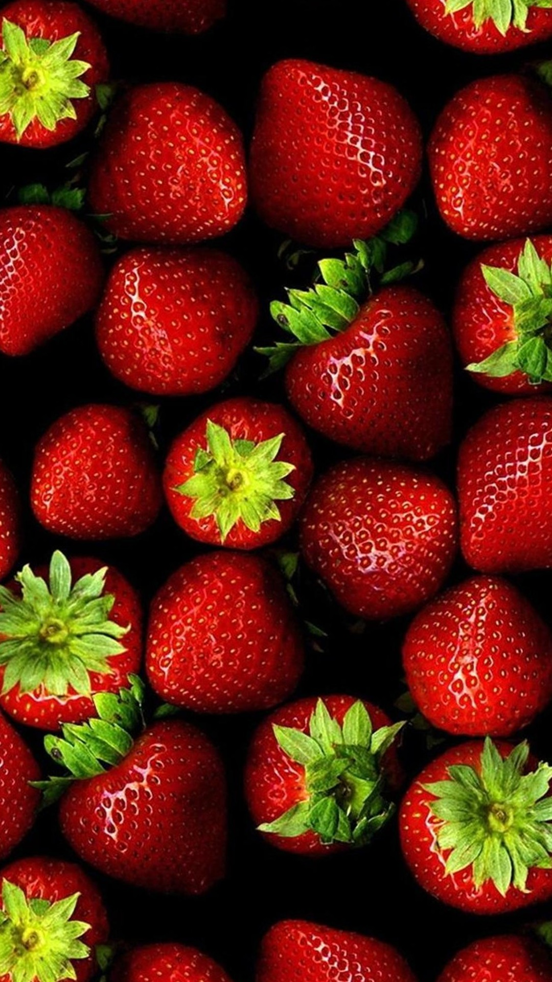 Strawberry htc one wallpaper