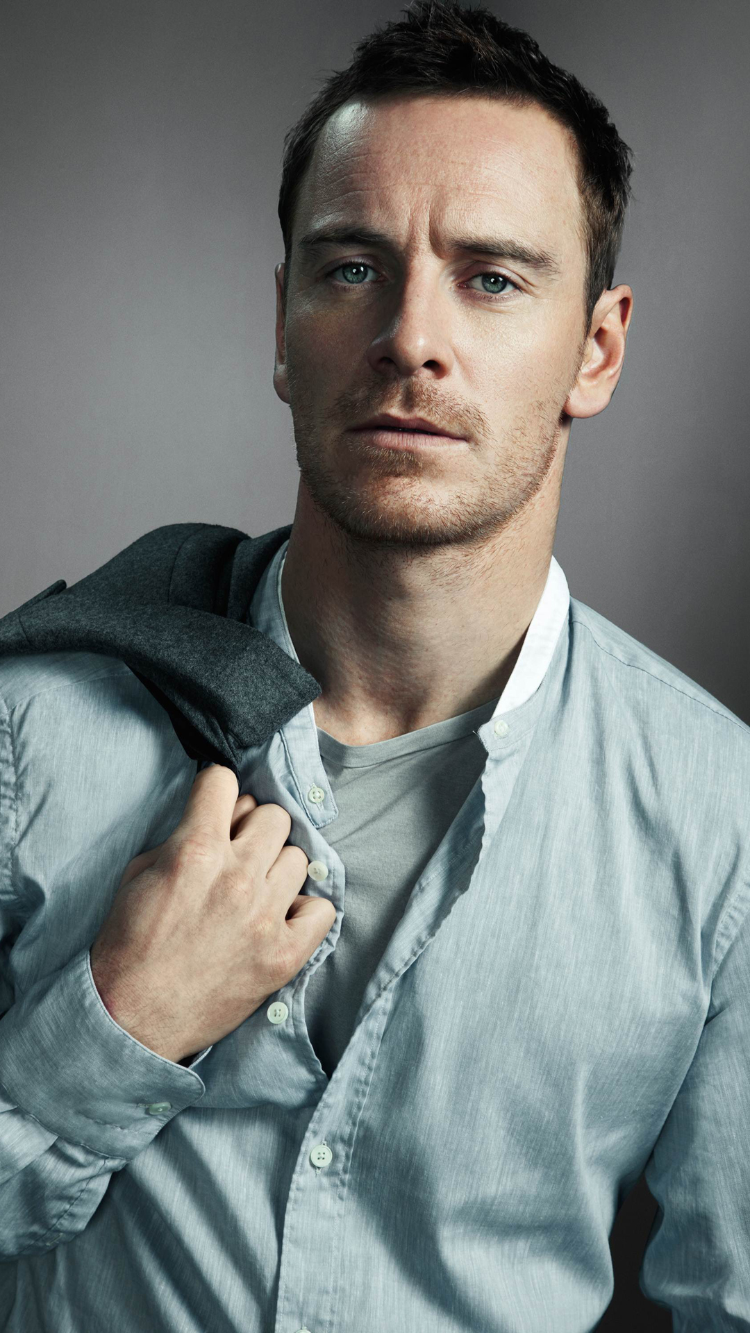 Michael Fassbender - Best htc one wallpapers