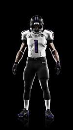 Nike Ravens Uniform