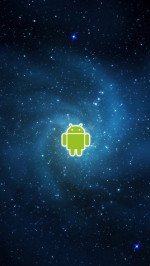 Android Logo Universe